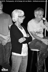 2018 Bosuil-Het publiek bij Mitch Rivers en Gregory Ackerman 5-ZW