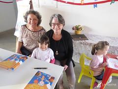 "Visita das autoras Maria Eliza e Nilza Siqueira • <a style=""font-size:0.8em;"" href=""http://www.flickr.com/photos/134435427@N04/27749578887/"" target=""_blank"">View on Flickr</a>"