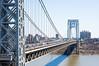 GWB (Frederik Togsverd) Tags: 2018 newyork gwb georgewashingtonbridge bridge nyc