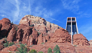 Chapel of the Holy Cross. Sedona.