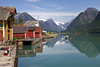 Mundal, Norway (m0rus ✈︎) Tags: norway mundal booktown fjords scenicroad travel mountains water landscape норвегия путешествия горы фьорды