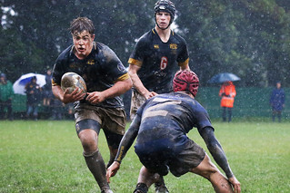 Wellington College vs Christchurch BHS  Traditional Game 2018
