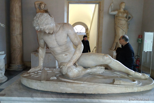 Помираючий галл. Музей Капітолію, Рим, Італія.