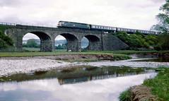 47446 near Gargrave (robmcrorie) Tags: 47446 gargrave settle carlisle 1975