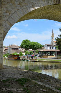 Sous les ponts de Nérac