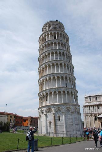 Пізанська вежа, Піза, Італія InterNetri Italy 188