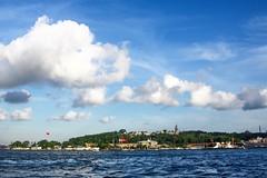 istanbul (Selçuk Bey) Tags: istanbul estambul constantinople turquia turkey turkei ottoman architecture clouds sky seascape marmara tower kule ottomanempire