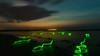 20180601-IMG_2250 (mistral74nf) Tags: beach sunset sonnenuntergang lonexposure langzeitbelichtung nachtfotografie night photography lightpainting lichtmalerei clouds himmel landscape landschaft strand wolken