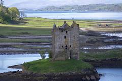 Castle Stalker (Glenn Pye) Tags: castlestalker castle lochlinnhe scotland highlands historical nikon nikond7200 d7200