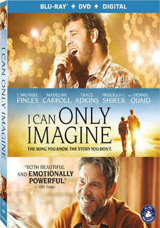 I Can Only Imagine 2018 BRRip 999MB English 720p ESub