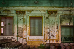 20180523_ROAD TRIP PA & COOPER SCHOOL_BFF_8460_HDR_1 (Bonnie Forman-Franco) Tags: abandoned abandonedphotography abandonedschool abandonedschoolwall abandonedphoto abandonedphotos jwcooperschool auditorium photoladybon bonnie nikon nikonphotography hdr