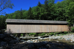 Brown Covered Bridge (pegase1972) Tags: us usa pont bridge vt vermont newengland coveredbridge unitedstates licensed exclusive getty