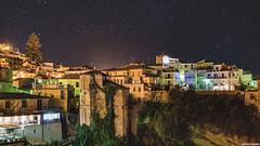 Pizzo Calabro Nightshot (Oash_Dany) Tags: pizzo night borghitaliani italy italia nightshot longexposure city town sony a6000 sonyalpha calabria