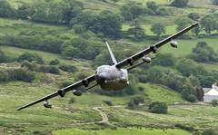 USAF C130 (Dafydd RJ Phillips) Tags: c130 hercules mach loop usaf mildenhall usa air force united states