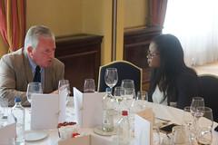 07-06-2018 Exclusive Luncheon with Secretary of State Pieter De Crem - DSC09007
