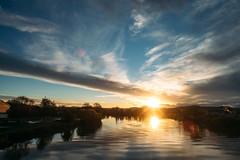 Wairoa River (michael spear hawkins) Tags: lenstagger nz newzealand a7riii adaptedglass adaptedlens bridge hawkesbay northisland river sony sonymirrorless sunset travel vintageglassvintagelens wairoa