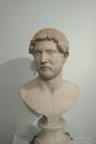 Імператор Адріан. Музей Капітолію, Рим. Italy InterNetri 079
