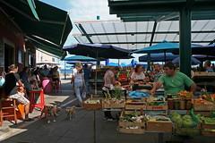 At the Market in Rovinj (Wolfgang Bazer) Tags: rovinj rovigno istrien istria kroatien croatia markt market