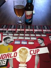World Cup Of Beers 2018 (Pub Car Park Ninja) Tags: australia france germany mexico worldcup2018 beers ales beer bier biers cerveza bitburger corona fifa kronenbourg littlecreatures 2018 june