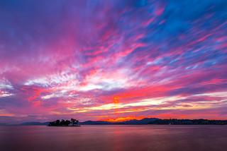 sunset 9256
