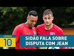 Exclusivo! SIDÃO fala sobre disputa com JEAN no São Paulo! (portalminas) Tags: exclusivo sidão fala sobre disputa com jean no são paulo