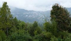 View from Ganesh Tok (Ankur P) Tags: india sikkim eastsikkim gangtok mountains himalayas hanumantok himalaya ganeshtok