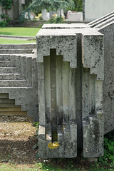 2018-05-FL-187401 (acme london) Tags: carloscarpa concrete grave graveyard italy landscape tombabrion