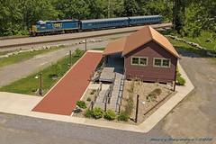 CSX Transportation EMD GP40WH-2 9969 (Harry Gaydosz) Tags: trains railroads locomotives pa pennsylvania wampum csx csxt csxtransportation csxt9969 csxtb088