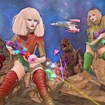 Vixens in Outer Space thumbnail