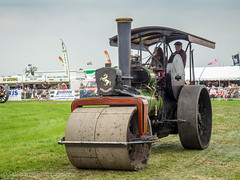 Smallwood 2018 (Ben Matthews1992) Tags: 2018 smallwood steam rally show traction engine old vintage historic preserved preservation vehicle transport history 1924 aveling porter roller 11024 skippy bf6235