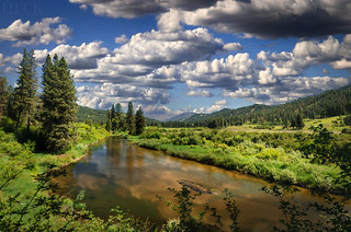 Middle Fork Payette River