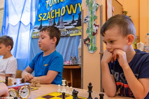 VIII Szachowe Mistrzostwa Przedszkola Nr 4-18