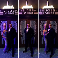 The Iceberg Lounge (MaxxieJames) Tags: bruce wayne batman mattel silve st cloud barbie doll dolls iceberg lounge gotham dc dcu penguin