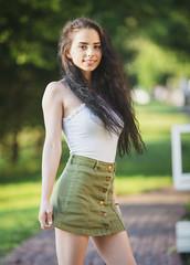 IMG_6873-Edit (Steven Parks) Tags: stevenparksphotography young female teenager skirt short blackhair girl senior cute
