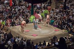 20180518_IMG_8691 (koen@jp) Tags: sports スポーツ sumo 相撲 大相撲 2018 ozumou ryogoku 両国 両国国技館 ryōgoku kokugikan 白鵬 hakuhou モンゴル mng mongolia