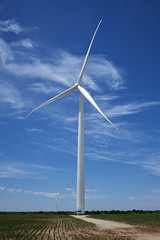 Oklahoma Wind Turbine (gpeier) Tags: windturbine energy rural farm agriculture production electricity generation environment renewable oklahoma kansas climatechange green clean america