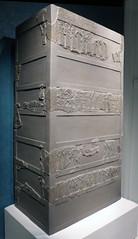 L1070692 (H Sinica) Tags: hongkonghistorymuseum britishmuseum assyrian obelisk tribut relief iraq nimrud