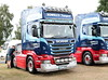Rowells Transport Scania R580 AT17ROW Ipswich Truckfest 2018 (davidseall) Tags: rowells transport scania vabis r580 v8 at17row at17 row truck lorry tractor unit artic large heavy goods vehicle ipswich truckfest show june 2018