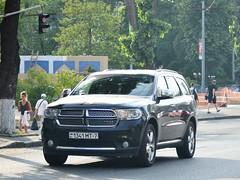 by_1341MT-7 (Vetal_888) Tags: dodge durango licenseplates ukraine kyiv номернізнаки by1341mt7 україна київ belarus