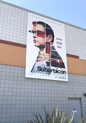Entertainment, Surburbicon, Banner