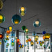 """""""I'm trying to do something radically different in a beautifully comfortable way"""" (katrin glaesmann) Tags: berlin architecture art paullöbehaus plh guidedtour jorgepardo lamps restaurant"""