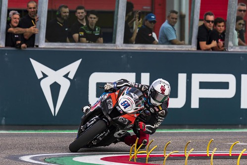 "WSBK Imola 2018 • <a style=""font-size:0.8em;"" href=""http://www.flickr.com/photos/144994865@N06/41465602695/"" target=""_blank"">View on Flickr</a>"