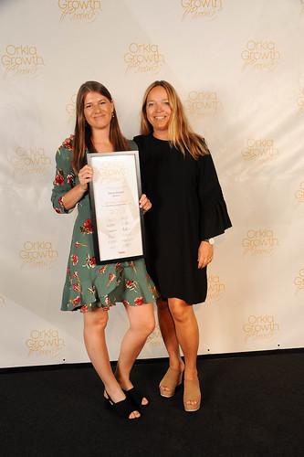 Orkla Growth Awards 2018, Best Brand & Packaging Design, 3rd prize: Pierre Robert