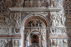 Palermo - Casa Professa (1564 AD) (bautisterias) Tags: palermo sicily sicilia southernitaly italy unesco d750 baroque barocco marble church