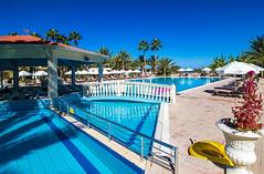 relax under blue sky (werner boehm *) Tags: wernerboehm cyprus pool sky blue zypern
