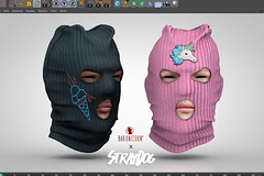 Bad Unicorn x Stray Dog - TMD (work in progress) (Bhad Craven 'Bad Unicorn') Tags: ski masks skimask skimasks unicorn gucci mane tattoo burr burrr bur pink navy straydog stray dog sl skins skin balaclava • bhad craven second 2l life lindens profile picture photography bad badunicorn clothing buc bu secondlife graphics gfx graphic design photos pics photo urban mesh exclusive store blog shadows high quality decor production portrait image hd definition original meshes meshed 3d game characters art gaming concept concepts new top work progress wip