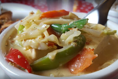 Hearty Veggie and Pasta Soup (janetfo747 ~ Dreaming of Africa) Tags: food yum yummy yumoh tasty delicious super dinner lunch eat favorite colorful color snack eating dine