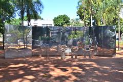 CSC_0482 (Proflázaro) Tags: brasil goiás cidade goiânia praçacívica monumento escultura paisagemurbana árvore palmeira nikond3100 arquitetura engenharia viagem