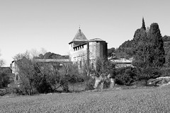 Abbaye de St-Polycarpe (Philippe_28) Tags: aude 11 stpolycarpe abbaye abbey monastère france europe