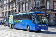54118 SP62CFE Stagecoach Perth (busmanscotland) Tags: 54118 sp62cfe stagecoach perth sp62 cfe fife east scotland megabus megabuscom scottish citylink